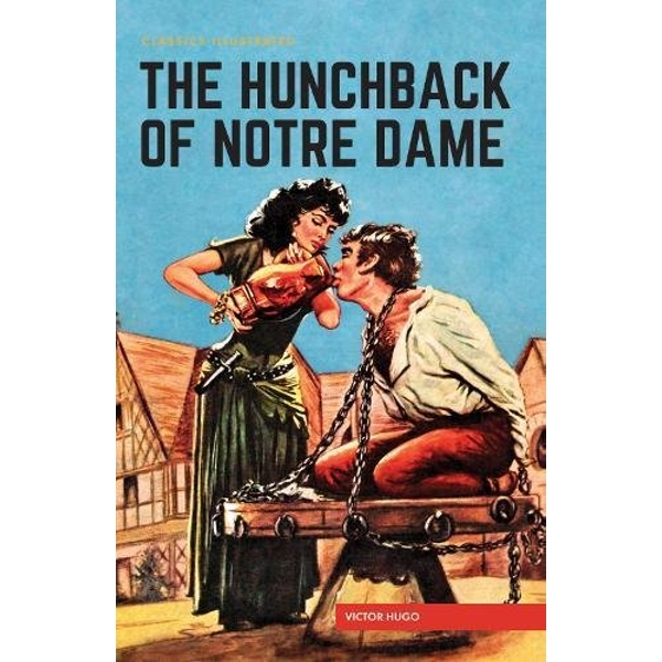The Hunchback of Notre Dame by Victor Hugo (Hardback, 2017)