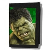 Age of Ultron Hulk Velcro Wallet