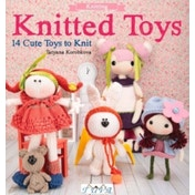 Knitted Toys : 14 Cute Toys to Knit