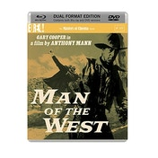 Man of the West (1958) Dual Format Blu-ray & DVD