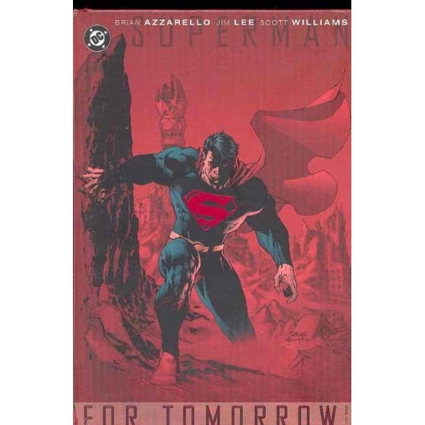 Superman For Tomorrow HC Vol 01