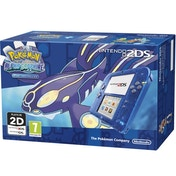 Nintendo 2DS Handheld Console Blue with Pokemon Alpha Sapphire