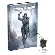 Rise of the Tomb Raider Collector's Edition Guide Hardcover