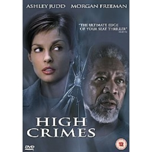 High Crimes DVD