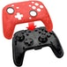 PDP Face off Deluxe Switch Controller and Audio (Camo Red) for Nintendo Switch - Image 3