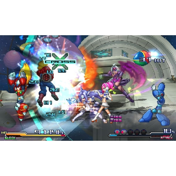 Project X Zone Game 3DS - Image 3