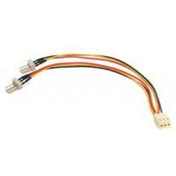StarTech.com TX3 Fan Power Splitter Cable (15.2cm)