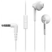 Panasonic Stereo Earphones with Mic (White)