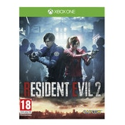 Resident Evil 2 Remake Xbox One Game