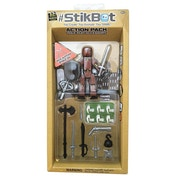StikBot Action Pack Weapon Accessories