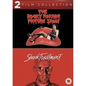 The Rocky Horror Picture Show & Shock Treatment Double Pack DVD