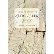 Introduction to Attic Greek: Answer Key by Donald J. Mastronarde (Paperback, 2013)