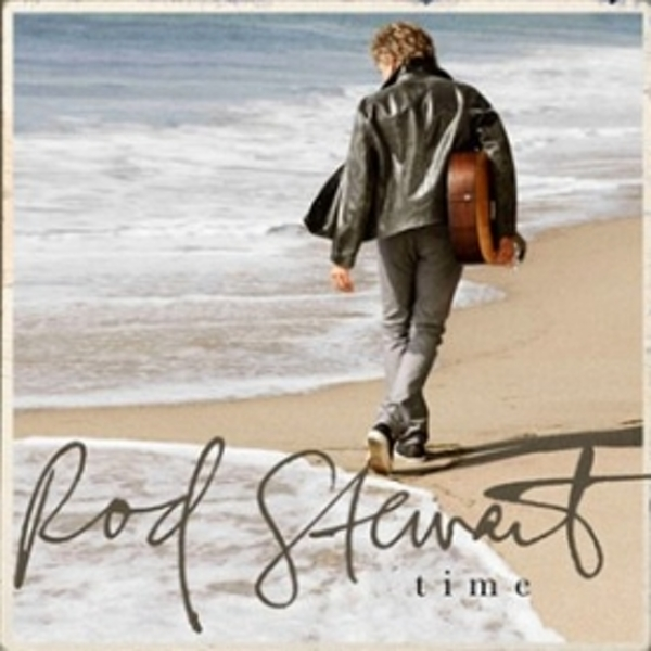 Rod Stewart - Time CD