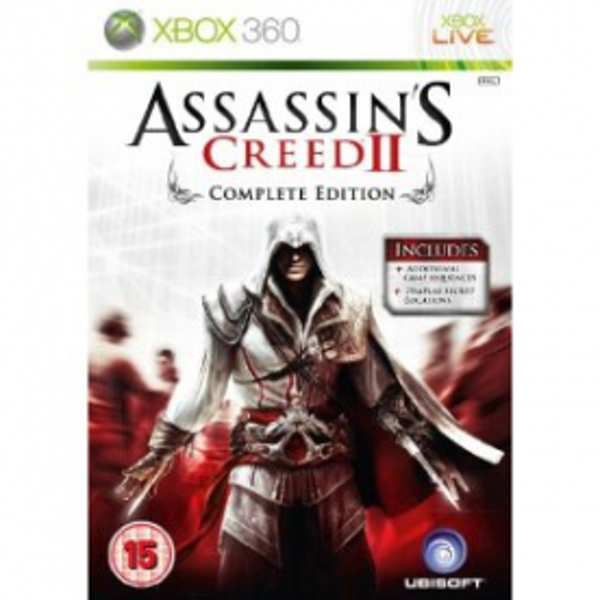 Assassin's Creed II 2 Complete Edition Xbox 360 Game