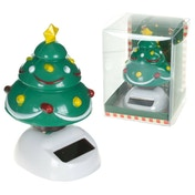 Cute Christmas Tree Solar Powered Pal