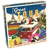 The Great Tour European Cities