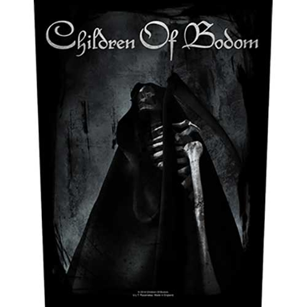 Children Of Bodom - Fear the Reaper Back Patch