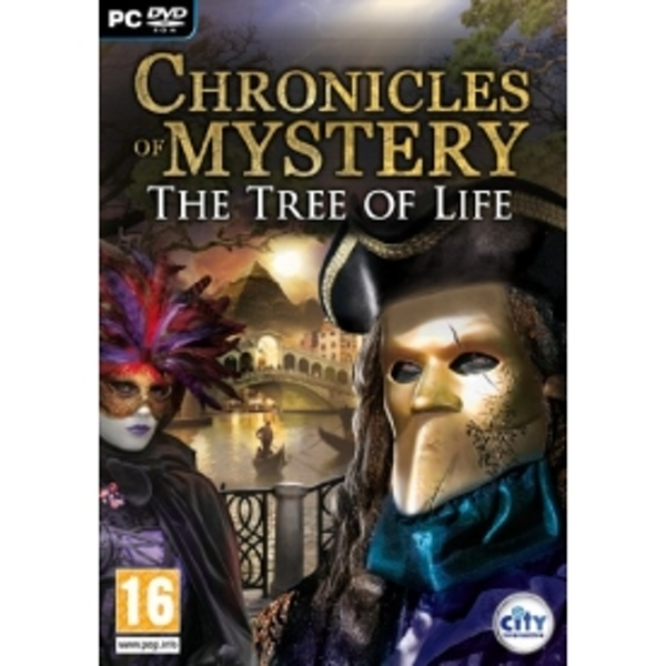 Chronicles Of Mystery The Tree Of Life Game PC