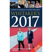 Whitaker's 2017 by Bloomsbury Publishing PLC (Hardback, 2016)