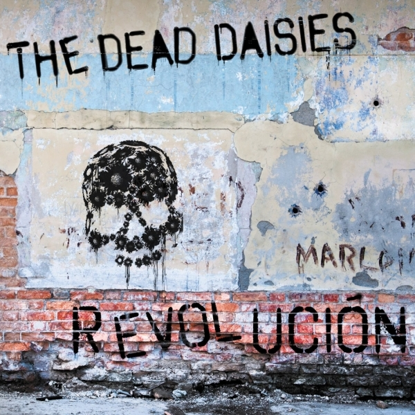 The Dead Daisies - Revolucion CD