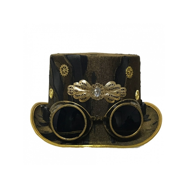 Whitby Wanderer's (Set of 3) Steampunk Hat
