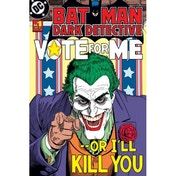 Batman Joker Vote For Me Maxi Poster