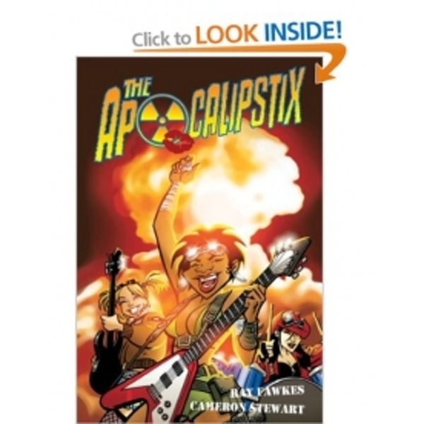 Apocalipstix Volume 1 by Ray Fawkes (Paperback, 2008)