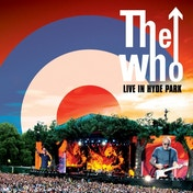 The Who: Live in Hyde Park Deluxe Book+DVD+Blu-ray+2CD
