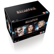 Battlestar Galactica - The Complete Series (2009) DVD