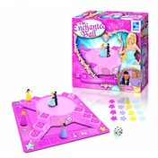 The Enchanted Ball Board Game