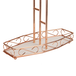 Rose Gold Jewellery Tree Stand | M&W - Image 5