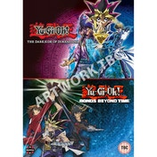 Yu-Gi-Oh! Movie Double Pack: Bonds Beyond Time & Dark Side of Dimensions DVD