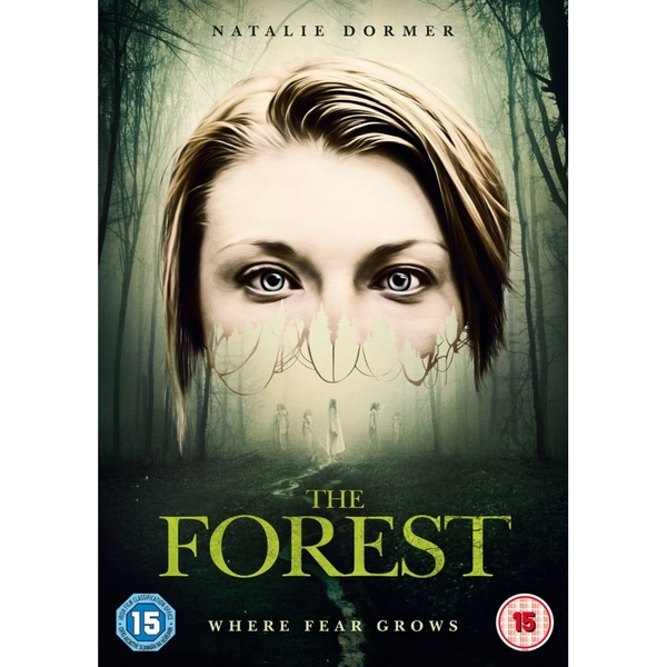 The Forest 2016 DVD
