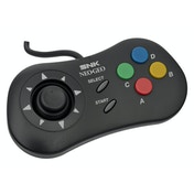 NEOGEO Mini Console Official Control Pad Black