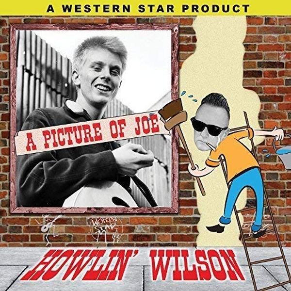 Howlin Wilson - A Picture Of You Coloured  Vinyl