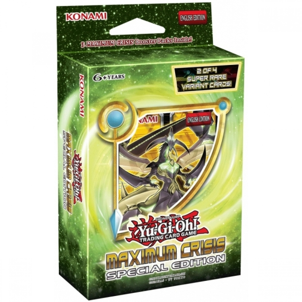 Yu-Gi-Oh! TCG Maximum Crisis Special Edition