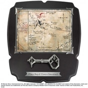 The Hobbit Thorin Oakenshield' DeLux 15 X 13 Inch Map & Key