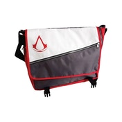 Assassin's Creed Red Core Crest Emblem Logo Messenger Bag
