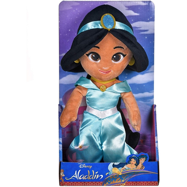 Disney Aladdin Princess Jasmin 10 Inch Soft Doll