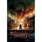 The Hobbit Botfa - Smuag Maxi Poster