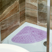 Corner Shower Mat | Pukkr Purple - Image 2