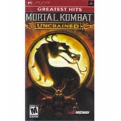 Mortal Kombat Unchained (Platinum) Game PSP