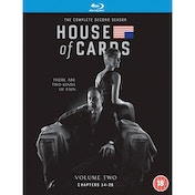 House of Cards - Season 2 Blu-ray