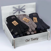 Frontier Men's Touch Screen Gloves | One Pair Supplied
