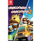Overcooked! + Overcooked! 2 Nintendo Switch Game