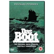 Das Boot The Mini Series 2 Disc Uncut Version DVD