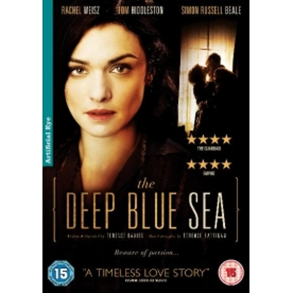 Deep Blue Sea DVD
