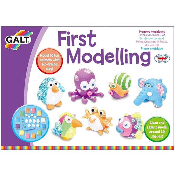 First Modelling Creative Activity Set