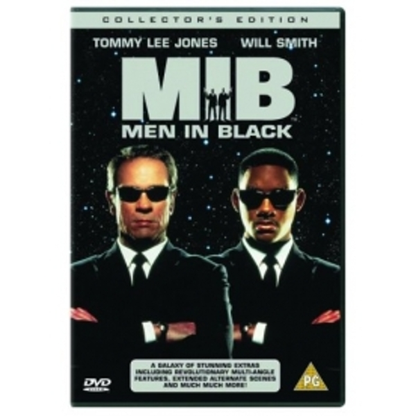 Men In Black Collector's Edition DVD