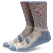 Bridgedale Coolfusion Light Hiker Women's Sock Smokey Blue Large
